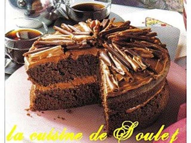 Recettes de g teaux au chocolat de amour de cuisine chez - Amour de cuisine de soulef ...