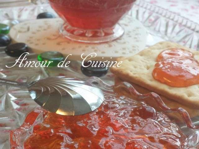 Recettes de gel e de coing de amour de cuisine chez soulef - Recette amour de cuisine ...