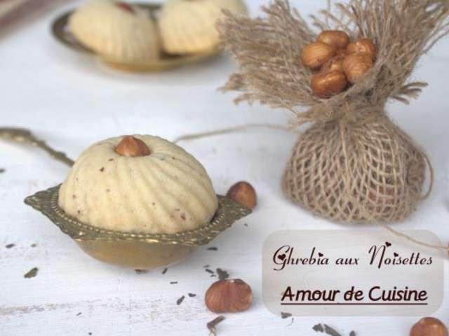 Recettes de ghribia et ramadan for 1 amour de cuisine chez soulef