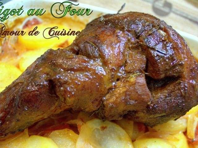 Les meilleures recettes de gigot d 39 agneau et r ti - Roti d agneau cuisson ...