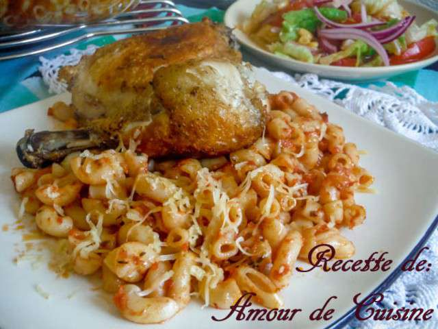 Recettes de poulet de amour de cuisine chez soulef 3 - Recette amour de cuisine ...