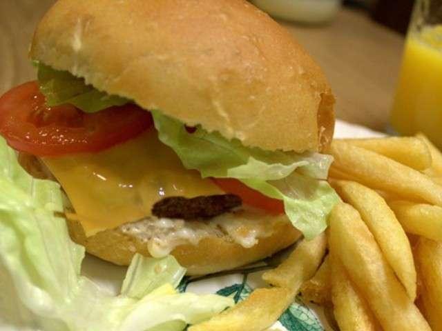 Les meilleures recettes de hamburger de amour de cuisine for Amour de cuisine chez soulef