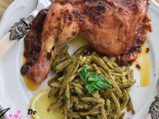 Recettes de haricots verts et alg rie for Amoure de cuisine chez ratiba