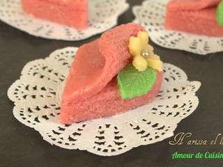 Recettes de g teaux alg riens et amande 5 for Amour de cuisine kalb el louz