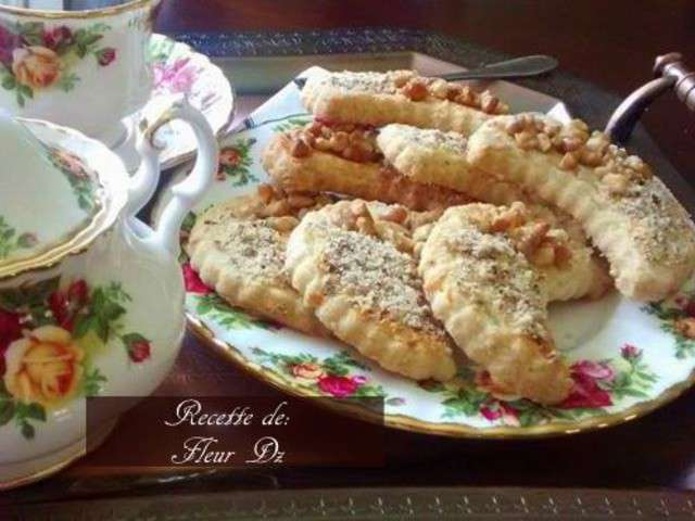 Hlilates fondantes croissants for Amour de cuisine ramadan 2015