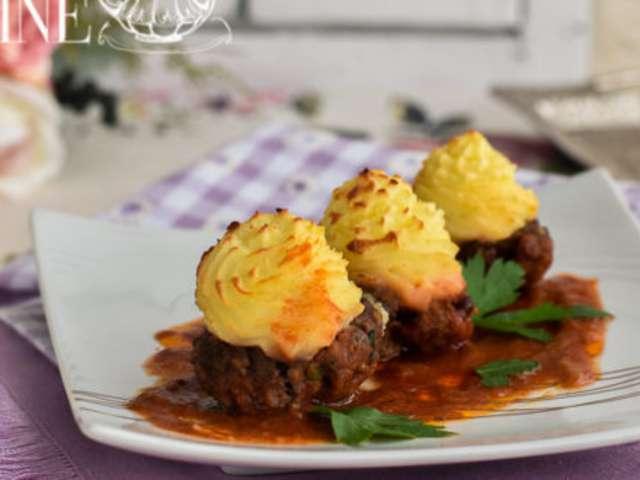 Recettes de pur e et plats for Amour de cuisine chez soulef