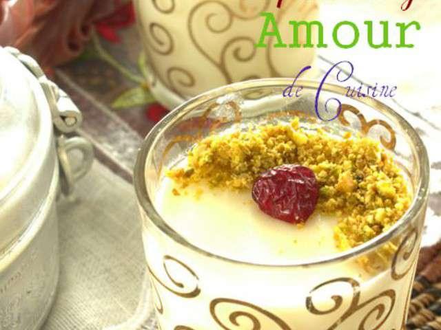 Recettes de ramadan et verrines 3 for Amour de cuisine chez soulef