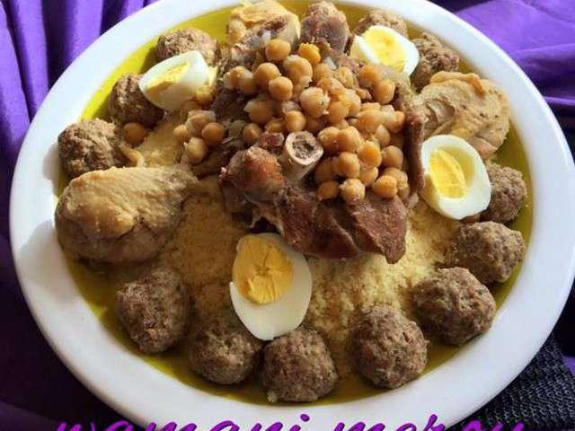 Recettes de tunisie et viande hach e - Amour cuisine chez sihem ...