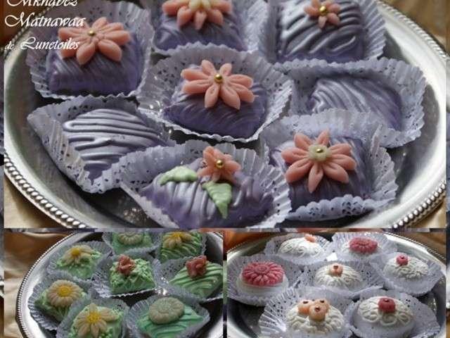 Recettes de p te sucre et ramadan for Amour de cuisine chez lila