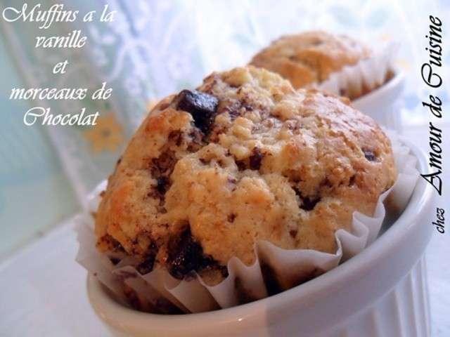 Les meilleures recettes de muffins et chocolat - Amour de cuisine chez ratiba ...