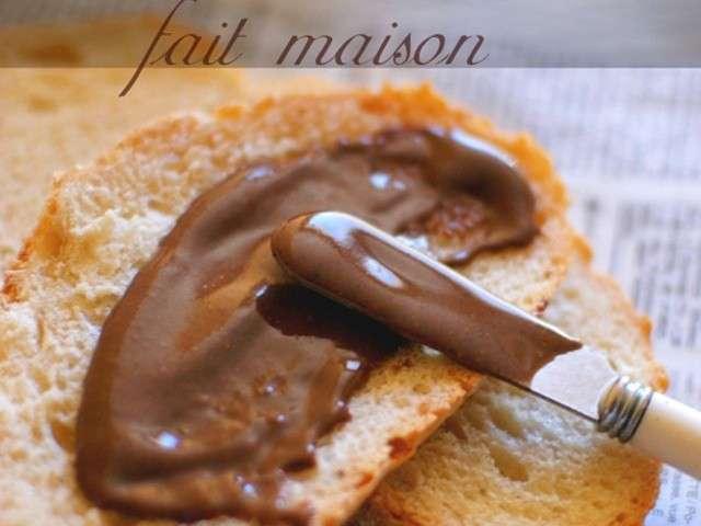 Les meilleures recettes de confiserie et noisette - Nutella maison cuisine futee ...