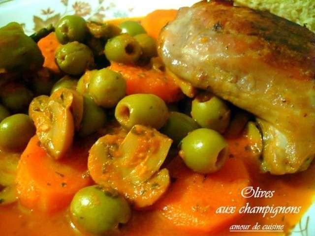 Recettes d 39 olive de amour de cuisine chez soulef 3 for Amour de cuisine de soulef