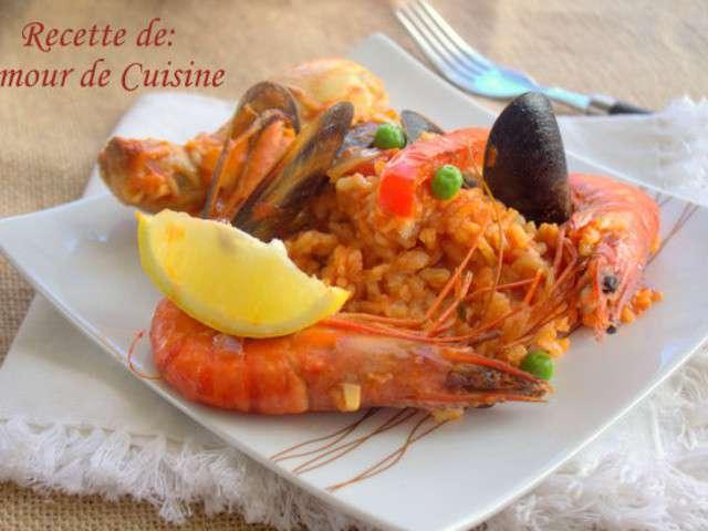 Recettes d 39 espagne de amour de cuisine chez soulef for Amour de cuisine chez soulef 2012