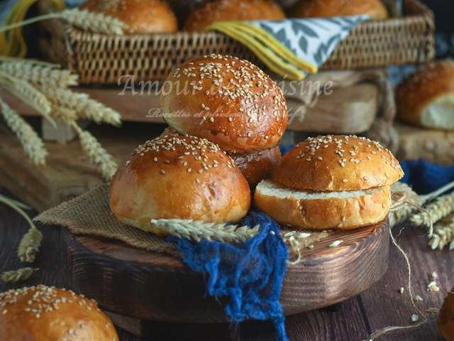 Étonnant Recettes de Buns et Boulangerie QT-27