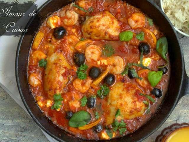 Recettes de poulet de amour de cuisine chez soulef for Amour de cuisine chez soulef 2012
