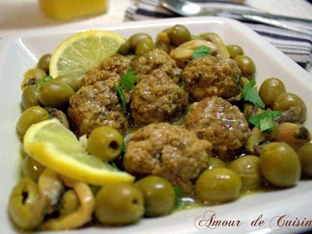 Recettes de maroc et viande hach e 3 for Amour de cuisine 2015