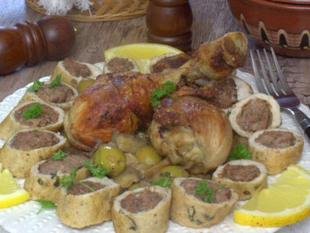 Recettes de ramadhan et viande hach e for Amour de cuisine chez soulef 2012