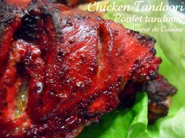 Les Meilleures Recettes De Poulet Tandoori - Cuisine indienne poulet tandoori