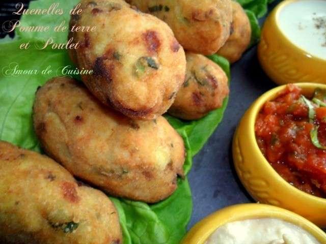 Recettes de buffet et repas de f te 2 for Amour cuisine chez soulef