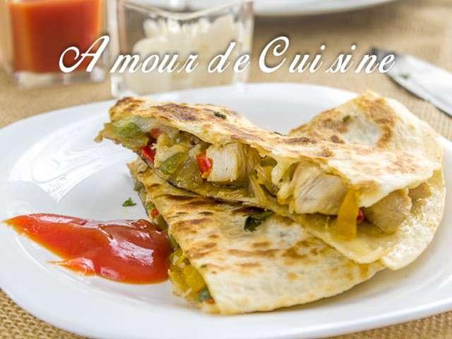 Recettes de tortillas et entr es for Amour cuisine chez soulef