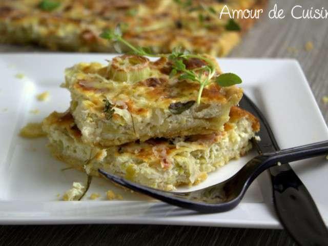 Les meilleures recettes de tarte sal es et p te bris e 2 for Cuisine de quiches originales et gourmandes