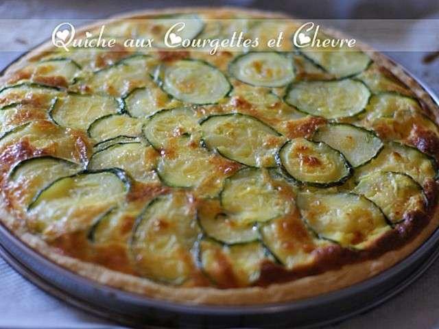 Cake A La Courgette Et Tomate Fraiche