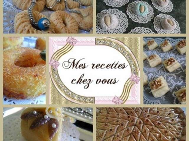 Recettes de patisserie et sabl s 5 for Amoure de cuisine chez ratiba