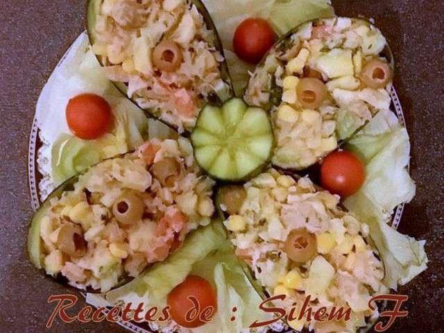 Recettes de buffet et thon - Amour de cuisine chez sihem ...