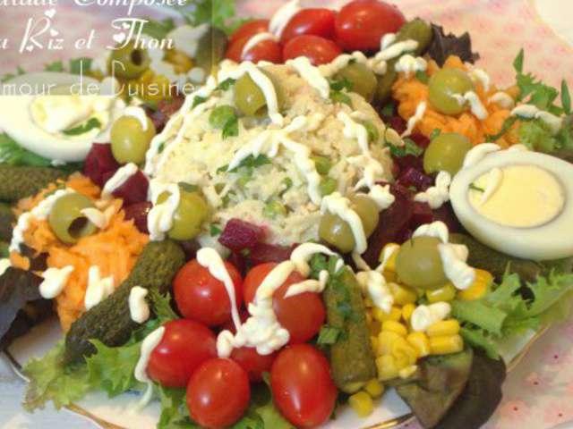 Recettes de salade compos e et ramadan - Blog de cuisine orientale pour le ramadan ...