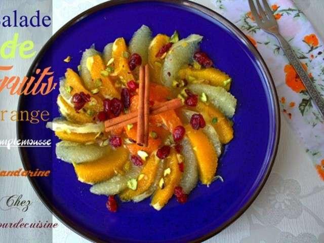 Recettes de salades et agrumes 7 - Amour de cuisine chez sihem ...