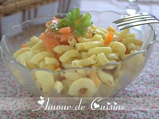 Les meilleures recettes de saumon fum et ufs - Recette amour de cuisine ...