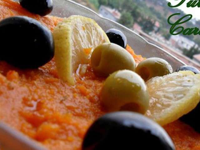 Recettes de carottes de amour de cuisine chez soulef for Amour de cuisine de soulef