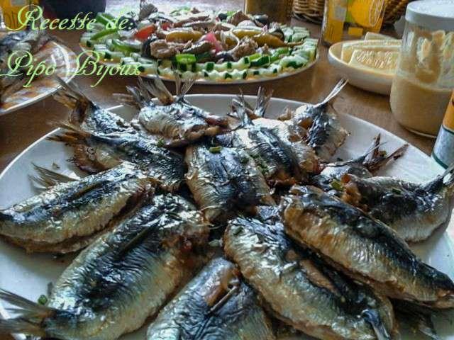 Recettes de farce de amour de cuisine chez soulef - Accompagnement sardines grillees barbecue ...