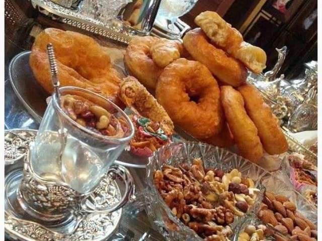 Recettes de sfenj de amour de cuisine chez soulef for Amour de cuisine chez soulef 2012