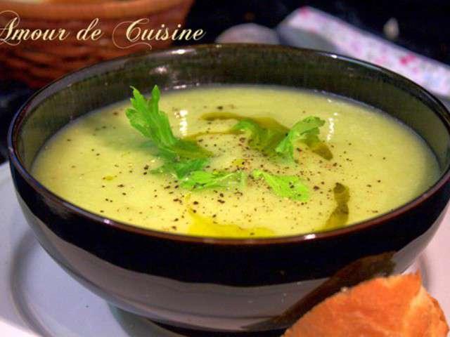 Recettes de soupe aux poireaux et entr es for Cuisine entree facile