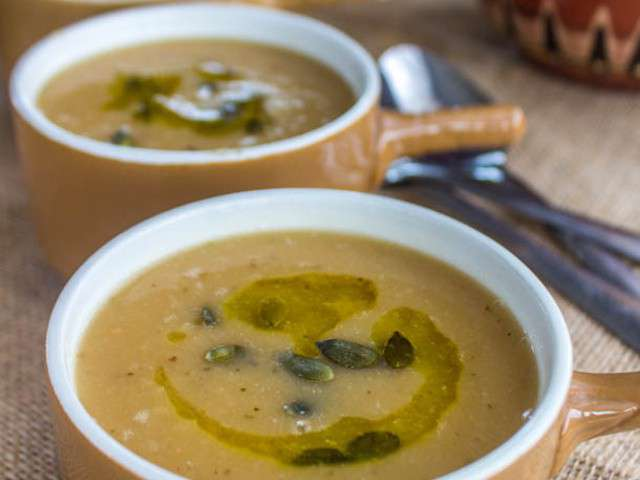 Recettes de soupe de navet de amour de cuisine chez soulef - Amour de cuisine chez soulef ...