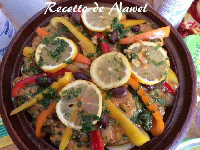 Recettes de lotte et tajine - Lotte a l armoricaine recette cuisine ...