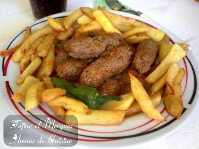 Recettes de viande hach e de amour de cuisine chez soulef 4 for Amoure de cuisine chez soulef