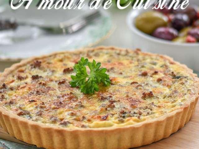 Recettes de p te sabl e et fromage for Amoure de cuisine chez ratiba