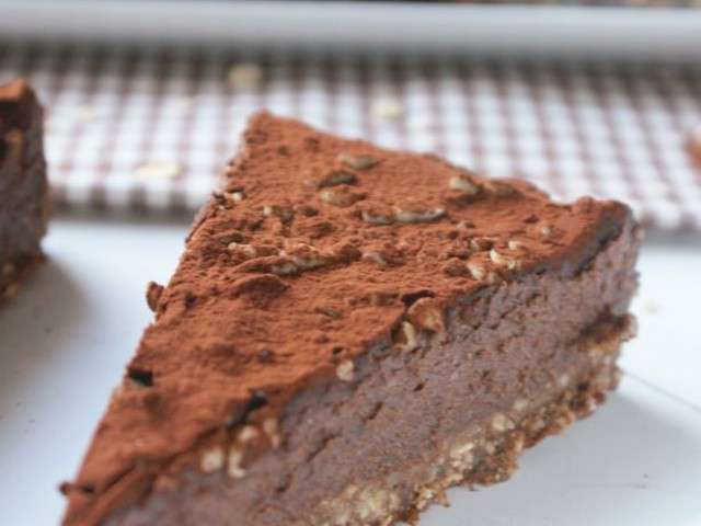 les meilleures recettes de tarte au chocolat 3. Black Bedroom Furniture Sets. Home Design Ideas