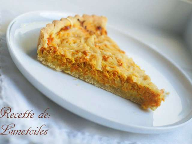 Recettes de tarte aux carottes de amour de cuisine chez soulef for 1 amour de cuisine