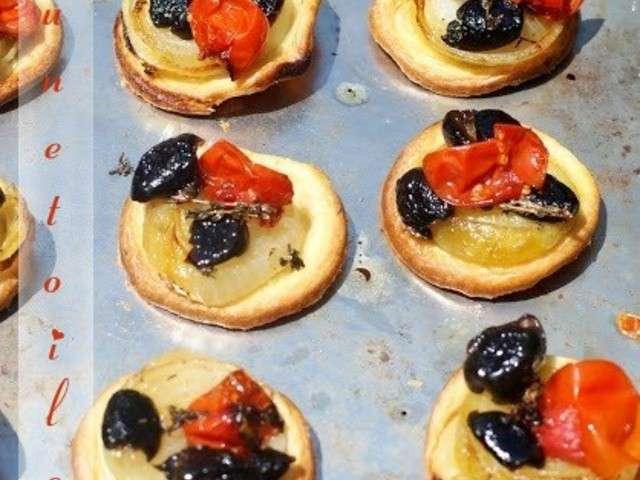 Recettes de tarte aux oignons de amour de cuisine chez soulef for Amour de cuisine