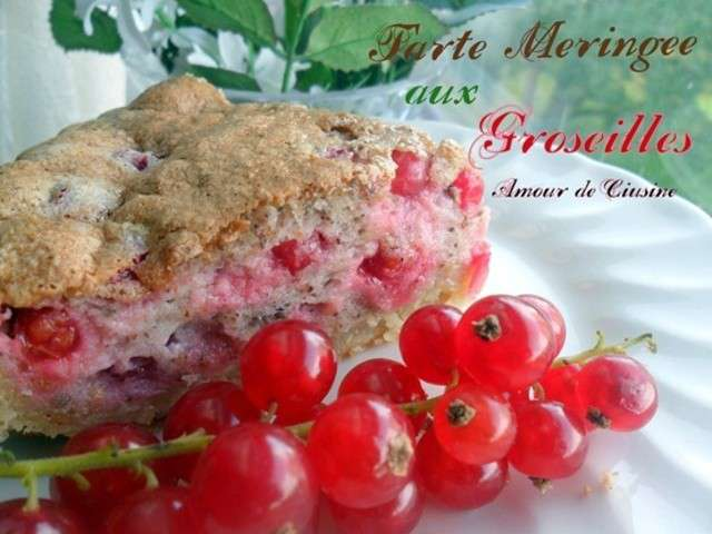 Recettes de tarte meringu e de amour de cuisine chez soulef - Amour cuisine chez sihem ...