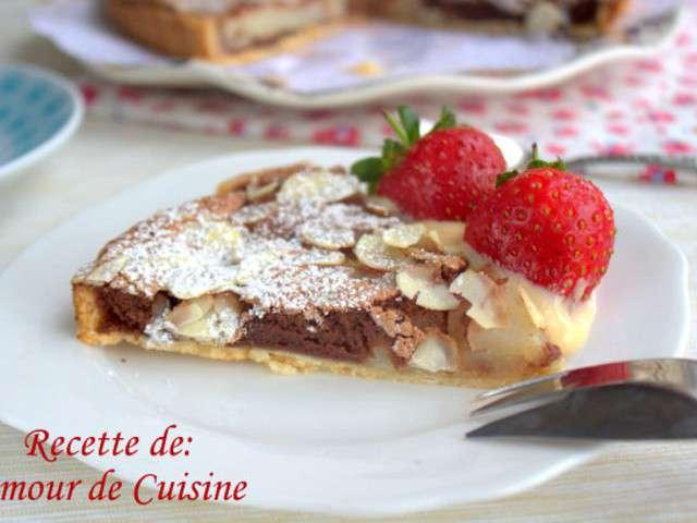 Recettes de p te sabl e et chocolat - Recette amour de cuisine ...