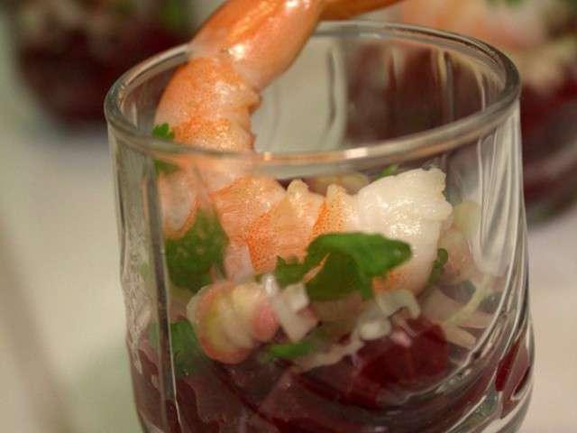 Recettes d 39 ap ro dinatoire et verrines - Blog de cuisine orientale ...