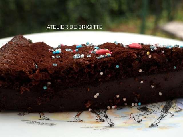 recettes de gâteau magique au chocolat