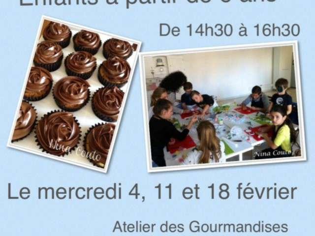 Recettes de cuisine pour les enfants de atelier des for Atelier de cuisine montpellier