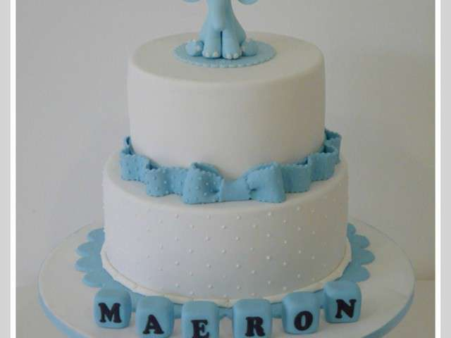 Creme Pour Cake Design