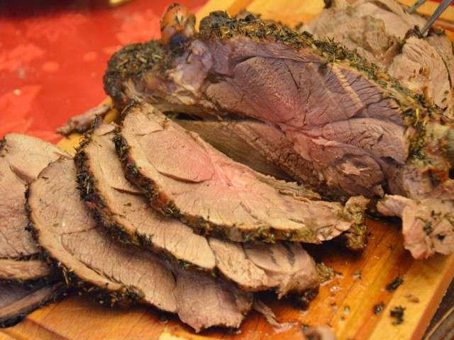 Recettes de gigot et gigot d 39 agneau 7 - Cuisiner du chevreuil au four ...