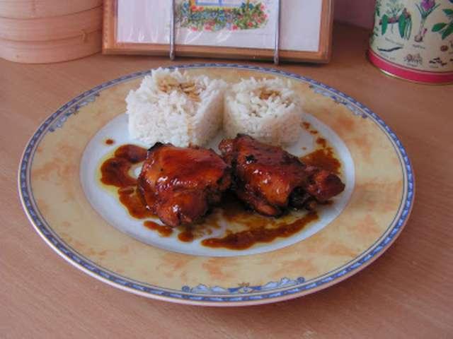 recettes de sauce aigre douce et poulet. Black Bedroom Furniture Sets. Home Design Ideas